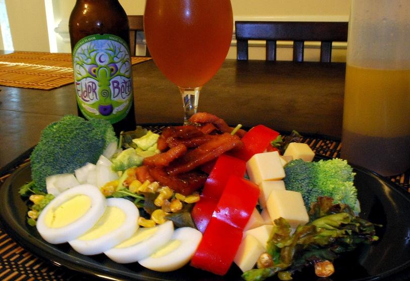 Drunken Cobb Salad
