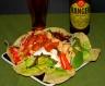 Shrimp Fajita Salad & Ranger IPA